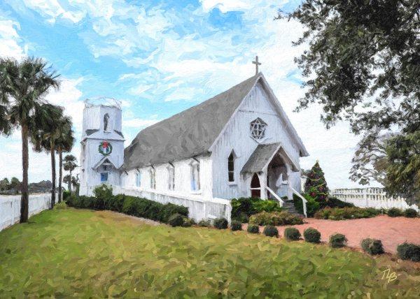 churchatbeachmuseumchristmas